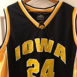 authentic hawkeye jersey